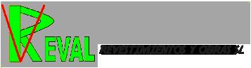 Reval – Revestimientos y Obras SL Logo